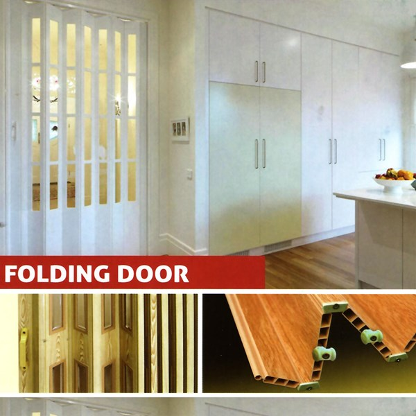 FOLDING DOOR PVC SHINICHI