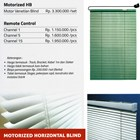 ELECTRIC HORIZONTAL BLIND 3