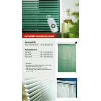 ELECTRIC HORIZONTAL BLIND