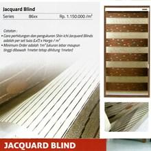 JACQUARD BLIND