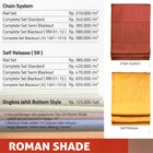 ROMAN SHADE BLIND 2