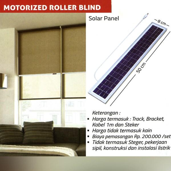 ELECTRIC ROLLER BLIND