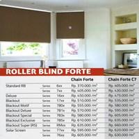 Jual ROLLER BLINDS 2