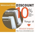 MOTORIZED ROLLER BLIND 3