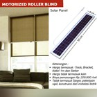 MOTORIZED ROLLER BLIND 2