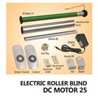 MOTORIZED ROLLER BLIND 6