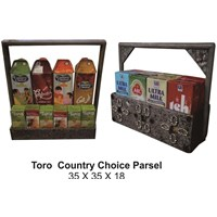 Jual Toro Country Choice Parcel