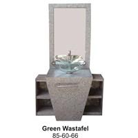 Wastafel Toro Green