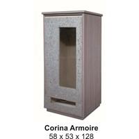 Rak Buku Corino Armoire