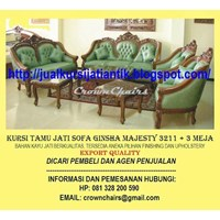 Sell Sofa Tamu Ginsha Majesty