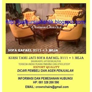 Export Sofa Rafael Indonesia