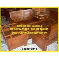 Sell Kursi Tamu Jati Cooper 2111
