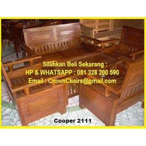 Export Guest Chairs Teak Cooper 2111 Indonesia