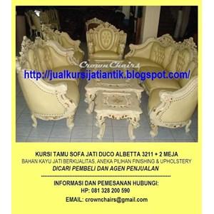 Export Sofa Albetta Indonesia