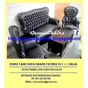 Export Sofa Grand Father Indonesia