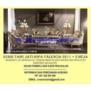 Export Sofa Valencia Indonesia