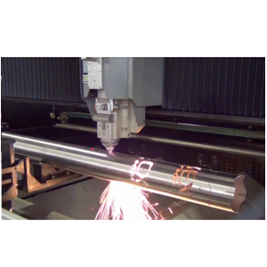 Laser Cutting Tube And Pipe By CV. Trasmeca Laser Cuting