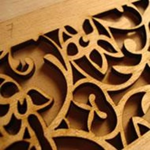 Laser Cutting Wood Type 6 By CV. Trasmeca Laser Cuting