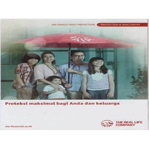AIA Family First Protection By PT  Nagamas Bisnis Centre