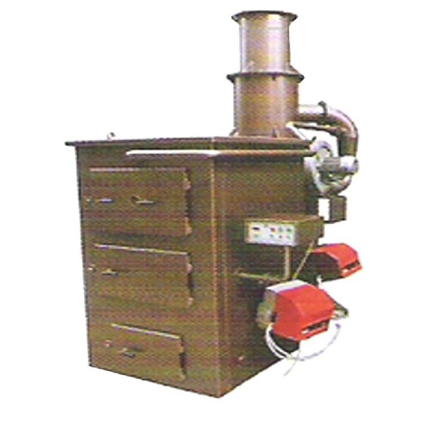 INCENERATOR (Burner Solid Waste)