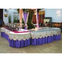 Jual Dekorasi Meja Prasmanan Pesta 2