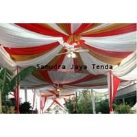 Plafon Dekorasi Tenda 1