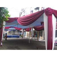 Plafon tenda dekorasi pesta Murah 5