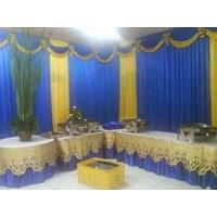 Jual Background Dinding Tenda