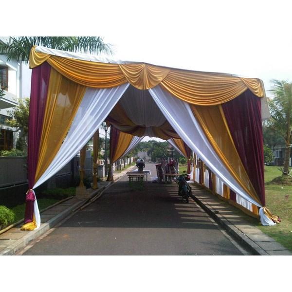 Plafon Tenda ( dekor)