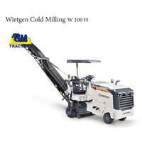 Cold Milling Wirtgen W 100 H