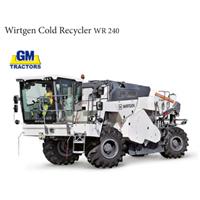 Cold Recycler Wirtgen WR 240 1