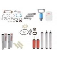 Suku Cadang Mesin Exhaust Filter Sv100b 1