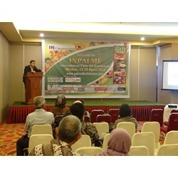 Exhibition By Medan International Convention Center