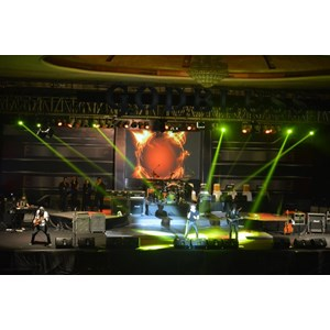Concert Event. By Medan International Convention Center