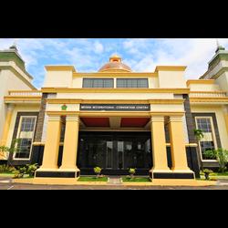 Facilities Of Hall By Medan International Convention Center