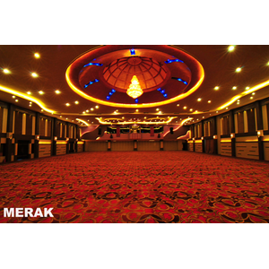 Hall Merak A B By Medan International Convention Center