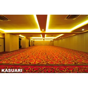 Hall Kasuari C D E By Medan International Convention Center