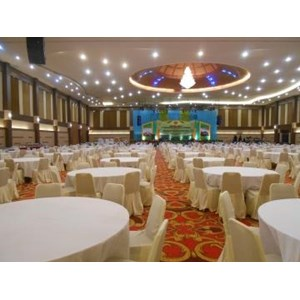 Ruangan Cendrawasih By Medan International Convention Center