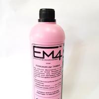 Effective Microorganisms 4 (EM4) Untuk Perikanan Dan Tambak