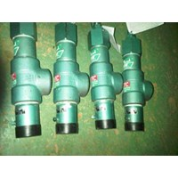 Back Pressure Regulator Baird 1
