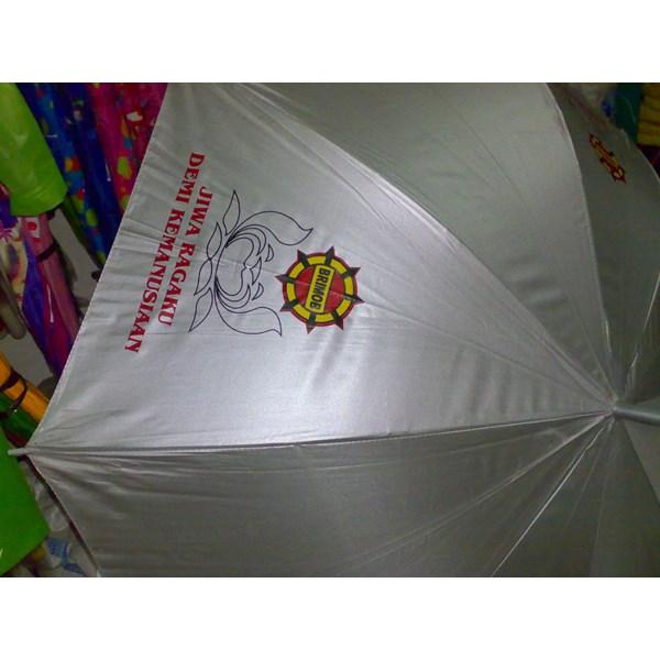Payung Promosi Sablon Brimob