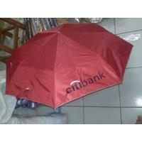 Citibank Logo Folding Umbrella