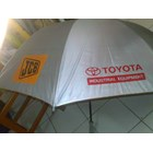a variety of promotional umbrellas 9