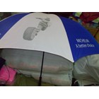 a variety of promotional umbrellas 10