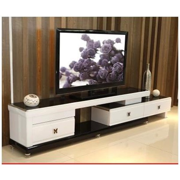 Modern minimalis tv cabinet services by pt auto design for Design interior modern minimalis