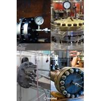 Distributor Pompa Hydrotest Pressure 250 Bar Solusi Jaya Hawk Pump 3