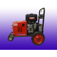 Pompa Hydrotest Pressure 200 Bar Solusi Jaya Hawk Pump 1