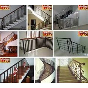 Railing Tangga By CV. Idham Djaya Technik