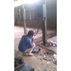Pemasangan Instalasi Listrik By CV. Putra Daya Electrical