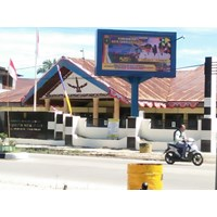 Display Led Outdoor Full Color 1
